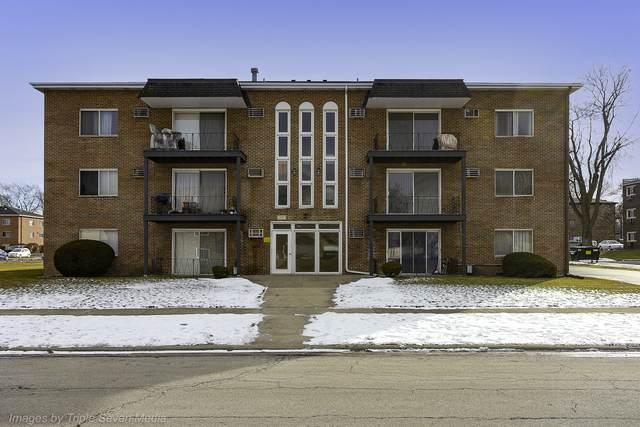 5727 128th Street #11, Crestwood, IL 60418 (MLS #10980151) :: The Dena Furlow Team - Keller Williams Realty