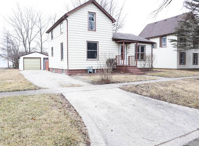 121 E James Street, Forrest, IL 61741 (MLS #10980156) :: The Wexler Group at Keller Williams Preferred Realty
