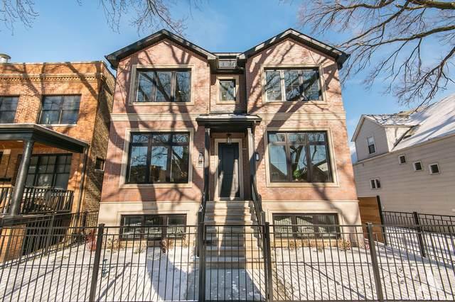 1922 W Grace Street, Chicago, IL 60613 (MLS #10980158) :: Janet Jurich