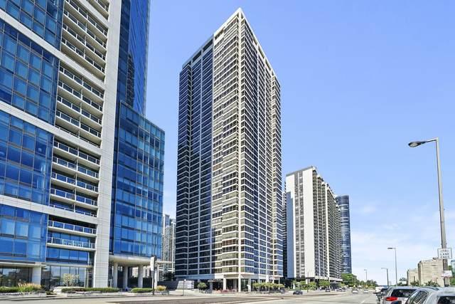360 E Randolph Street 2705-06, Chicago, IL 60601 (MLS #10980181) :: Helen Oliveri Real Estate