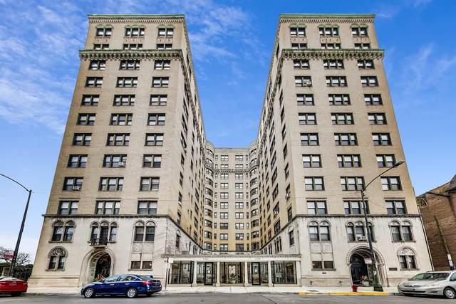 1765 E 55th Street D3, Chicago, IL 60615 (MLS #10980185) :: Janet Jurich