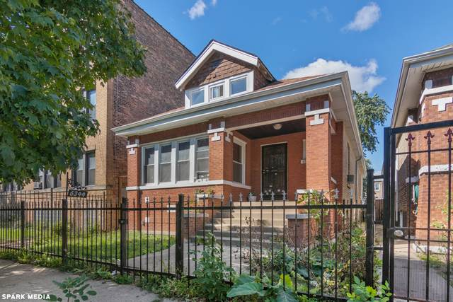 6344 S Fairfield Avenue, Chicago, IL 60629 (MLS #10980187) :: Helen Oliveri Real Estate