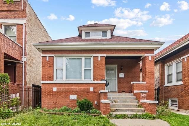 5932 S Talman Avenue, Chicago, IL 60629 (MLS #10980203) :: Janet Jurich