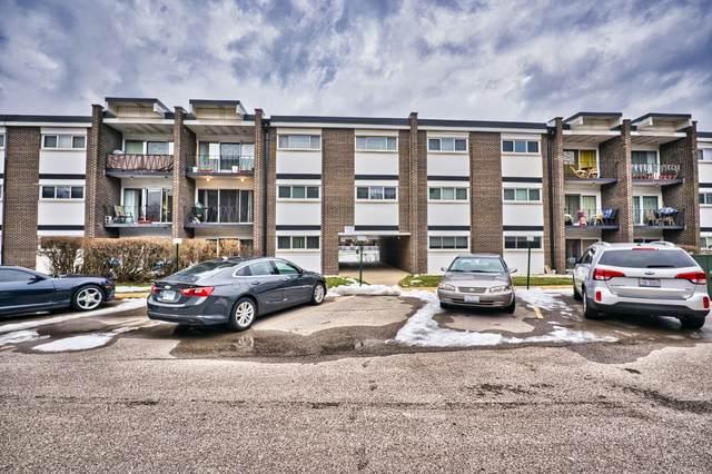 10101 Cherry Parkway M107, Skokie, IL 60076 (MLS #10980234) :: Littlefield Group