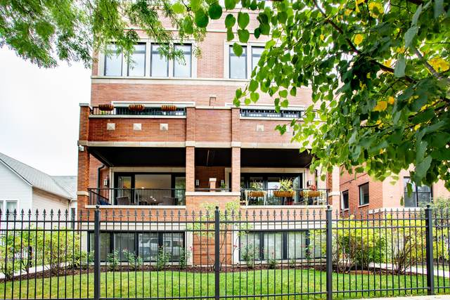 2133 N Campbell Avenue 1B, Chicago, IL 60647 (MLS #10980363) :: The Dena Furlow Team - Keller Williams Realty