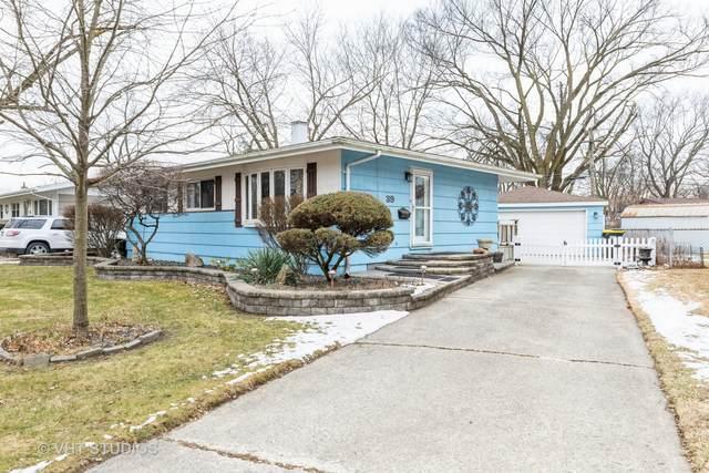 39 Arrowhead Drive, Thornton, IL 60476 (MLS #10980478) :: Helen Oliveri Real Estate