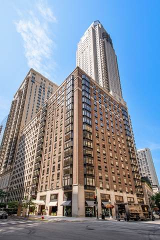 40 E Delaware Place #1502, Chicago, IL 60611 (MLS #10980488) :: The Wexler Group at Keller Williams Preferred Realty