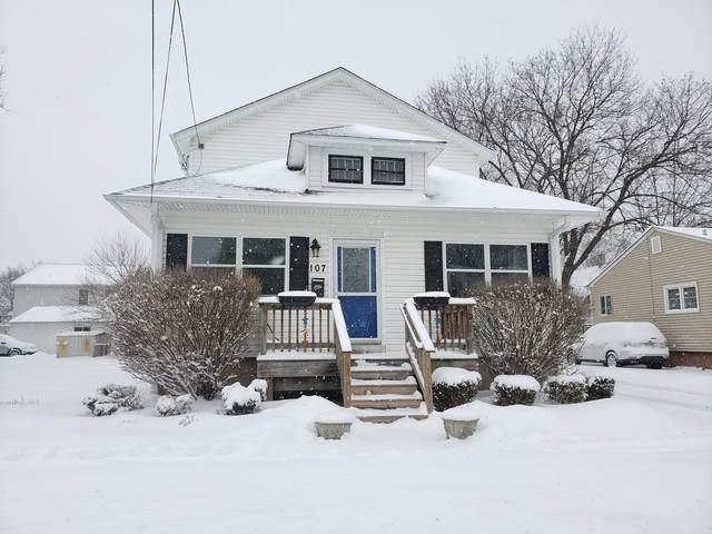 107 N Grove Street, Carpentersville, IL 60110 (MLS #10980530) :: The Dena Furlow Team - Keller Williams Realty