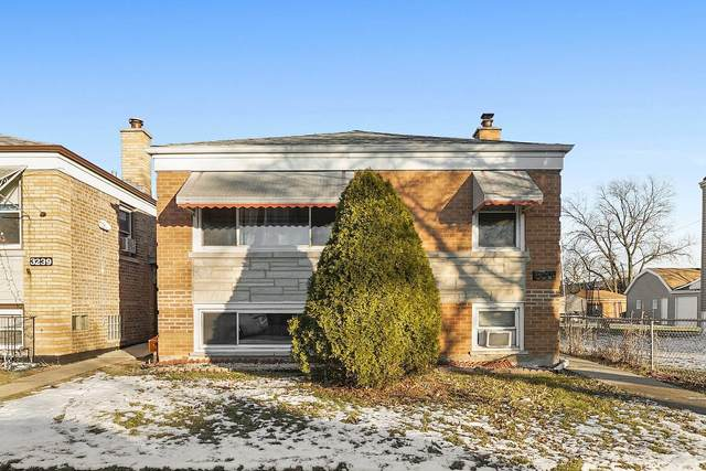 3241 S 53rd Court, Cicero, IL 60804 (MLS #10980798) :: The Spaniak Team