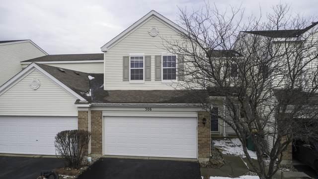 306 Parkside Drive, Shorewood, IL 60404 (MLS #10980818) :: The Dena Furlow Team - Keller Williams Realty
