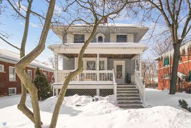 10540 S Leavitt Street, Chicago, IL 60643 (MLS #10980849) :: The Dena Furlow Team - Keller Williams Realty