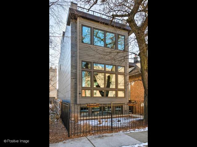 2331 W Moffat Street, Chicago, IL 60647 (MLS #10981068) :: Jacqui Miller Homes