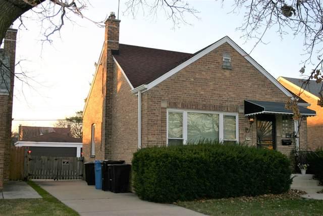 5122 N Mobile Avenue, Chicago, IL 60630 (MLS #10981218) :: Janet Jurich