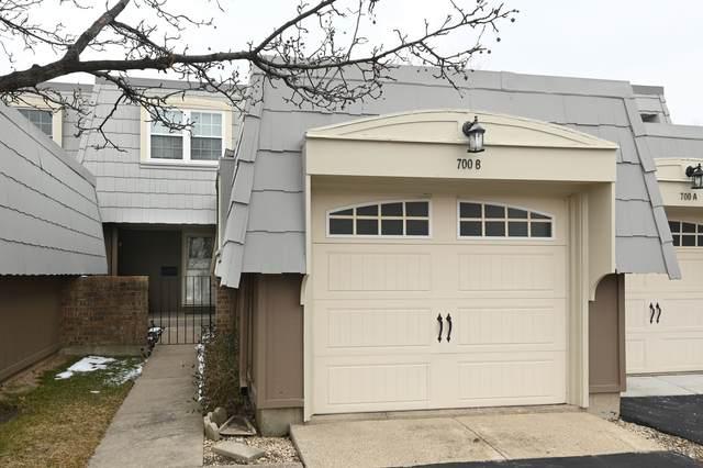 700 Bordeaux Court B, Elk Grove Village, IL 60007 (MLS #10981303) :: Jacqui Miller Homes