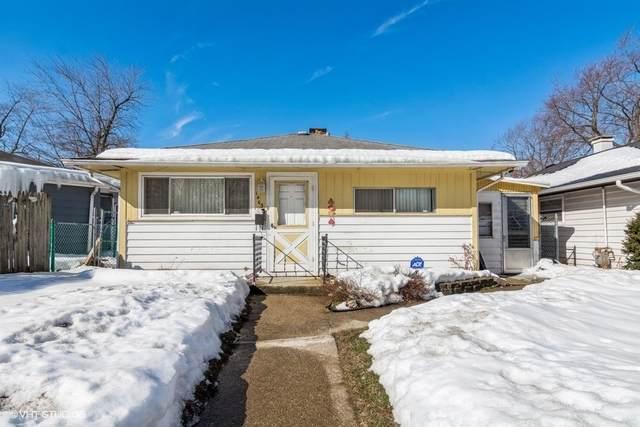 14634 University Avenue, Dolton, IL 60419 (MLS #10981449) :: Jacqui Miller Homes