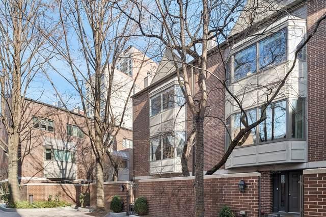 55 W Goethe Street #1225, Chicago, IL 60610 (MLS #10981623) :: The Dena Furlow Team - Keller Williams Realty