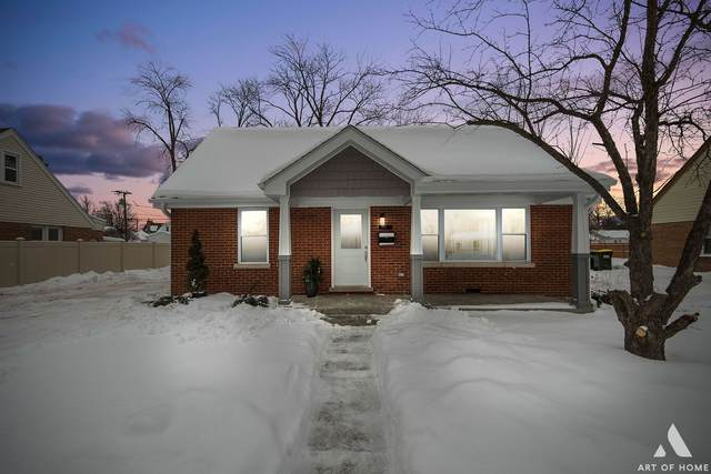 10913 Mcvicker Avenue, Chicago Ridge, IL 60415 (MLS #10981772) :: The Dena Furlow Team - Keller Williams Realty