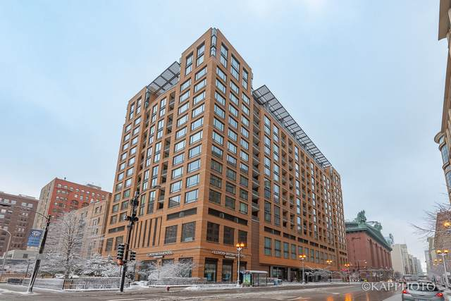 520 S State Street #706, Chicago, IL 60605 (MLS #10981825) :: Littlefield Group