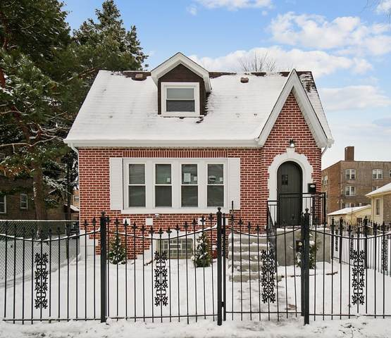 1125 E 81st Place, Chicago, IL 60619 (MLS #10981897) :: The Dena Furlow Team - Keller Williams Realty
