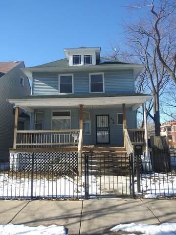856 N Lorel Avenue, Chicago, IL 60651 (MLS #10982079) :: The Dena Furlow Team - Keller Williams Realty
