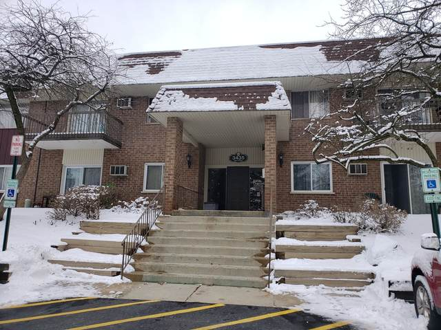 3435 83rd Street C12, Woodridge, IL 60517 (MLS #10982109) :: Janet Jurich