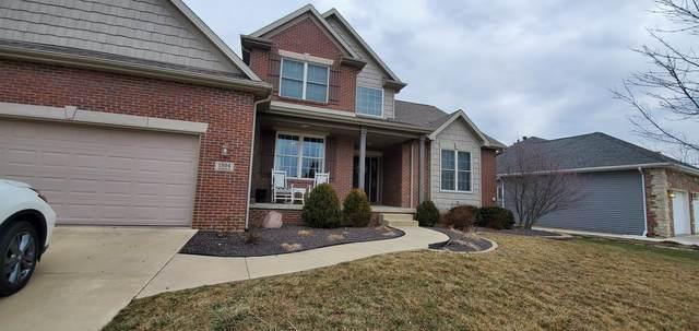 1504 Rathmore Road, Bloomington, IL 61705 (MLS #10982397) :: The Dena Furlow Team - Keller Williams Realty