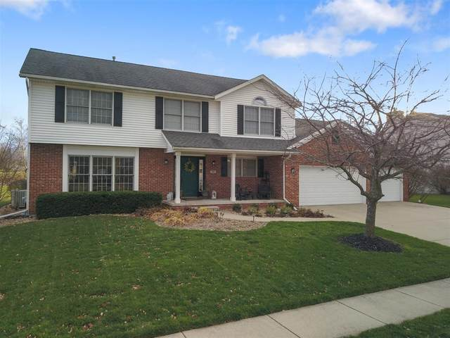 705 Ironwood Country Club Drive, Normal, IL 61761 (MLS #10982463) :: Jacqui Miller Homes