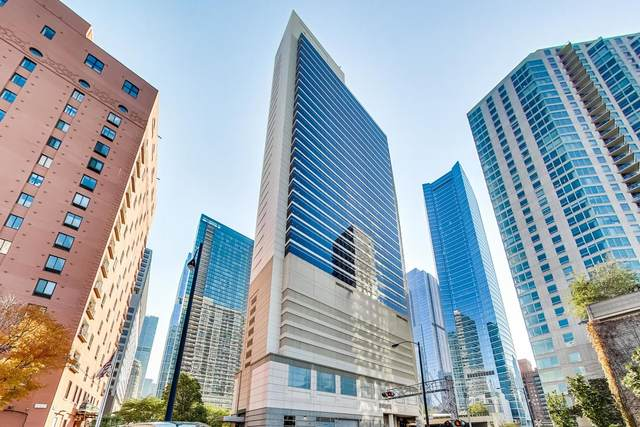 333 N Canal Street #2001, Chicago, IL 60606 (MLS #10982760) :: The Perotti Group