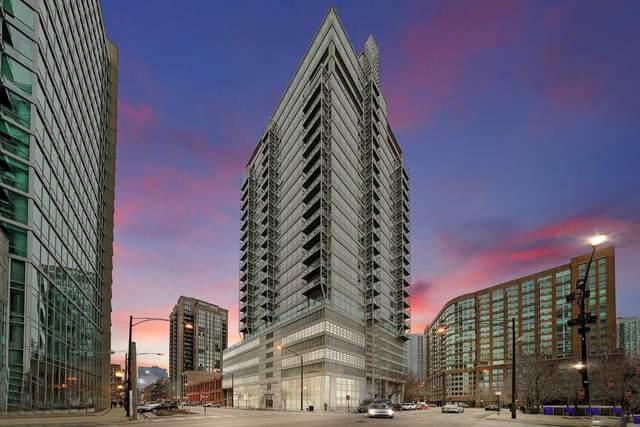 653 N Kingsbury Street #1501, Chicago, IL 60614 (MLS #10983076) :: Touchstone Group