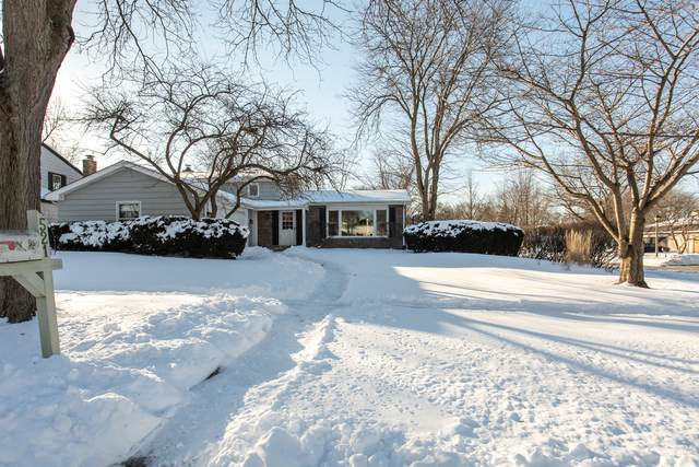 521 Hemlock Lane, Libertyville, IL 60048 (MLS #10983106) :: The Dena Furlow Team - Keller Williams Realty