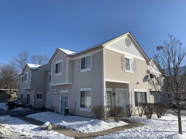 155 Braxton Lane #155, Aurora, IL 60504 (MLS #10983549) :: Helen Oliveri Real Estate