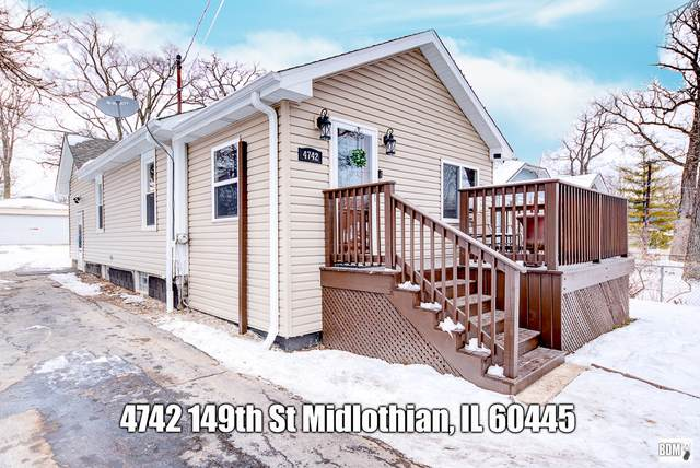 4742 149th Street, Midlothian, IL 60445 (MLS #10983568) :: The Dena Furlow Team - Keller Williams Realty