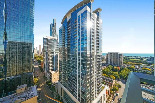 100 E 14TH Street #710, Chicago, IL 60605 (MLS #10983576) :: The Perotti Group