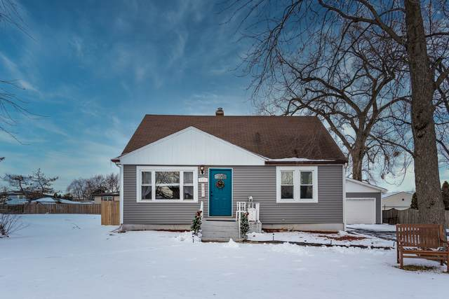 8816 W 84th Place, Justice, IL 60458 (MLS #10983582) :: The Dena Furlow Team - Keller Williams Realty