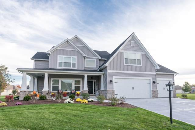 12209 (lot 29) W Sinclair Drive, Plainfield, IL 60585 (MLS #10983613) :: O'Neil Property Group