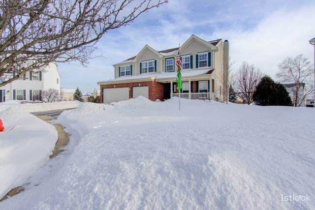 808 S Sparkle Court, Oswego, IL 60543 (MLS #10983755) :: Carolyn and Hillary Homes