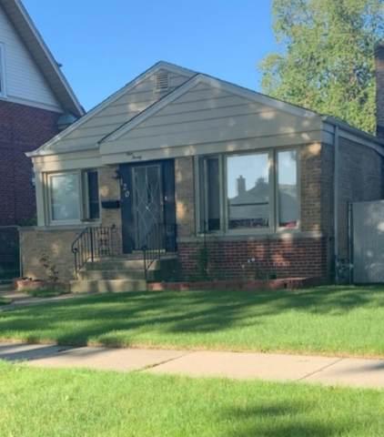 120 Morris Avenue, Bellwood, IL 60104 (MLS #10983779) :: The Dena Furlow Team - Keller Williams Realty