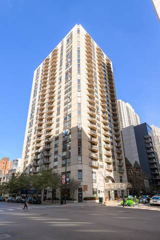70 W Huron Street #605, Chicago, IL 60654 (MLS #10983826) :: Littlefield Group