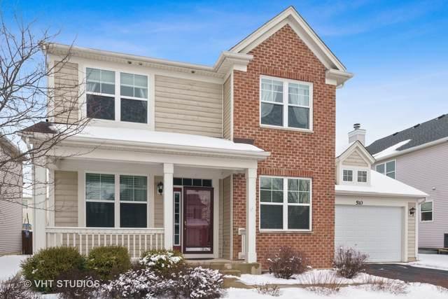 510 Cardinal Avenue, Oswego, IL 60543 (MLS #10983882) :: The Dena Furlow Team - Keller Williams Realty