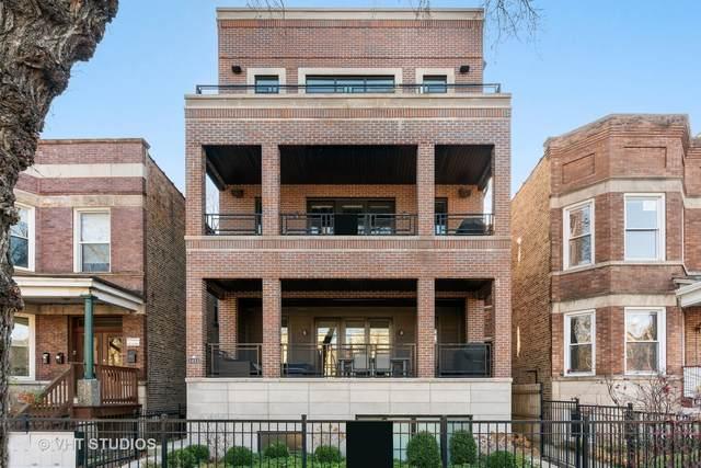 1453 W Foster Avenue #3, Chicago, IL 60640 (MLS #10983971) :: The Perotti Group