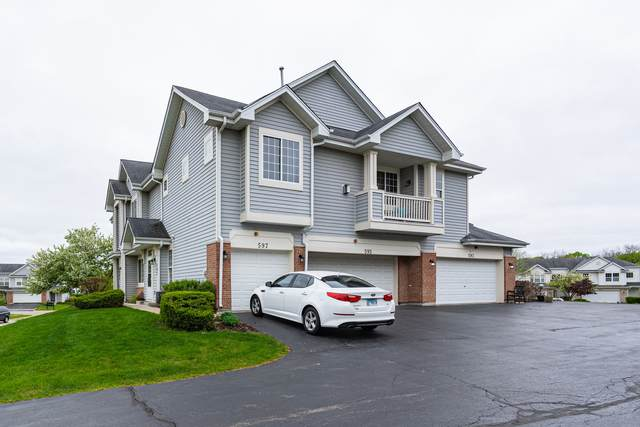 597 Blue Springs Drive #0, Fox Lake, IL 60020 (MLS #10984146) :: BN Homes Group