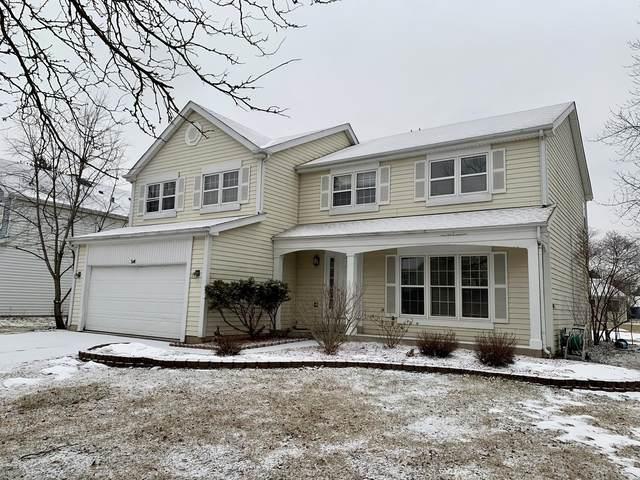 161 Park Meadow Lane, Bolingbrook, IL 60440 (MLS #10984305) :: Jacqui Miller Homes