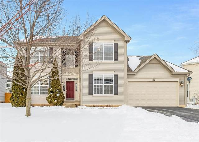 286 Exeter Lane, Sugar Grove, IL 60554 (MLS #10984312) :: Jacqui Miller Homes