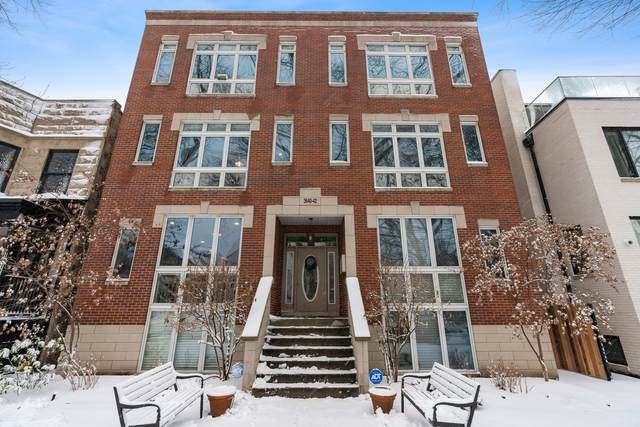 3640 N Bosworth Avenue 2S, Chicago, IL 60613 (MLS #10984361) :: The Perotti Group