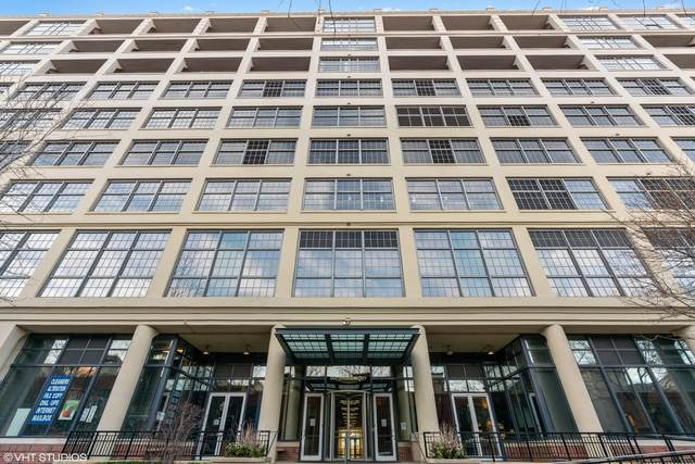 900 N Kingsbury Street #858, Chicago, IL 60610 (MLS #10984375) :: The Spaniak Team