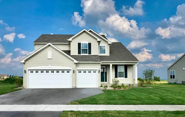 2423 Wythe Place, Yorkville, IL 60560 (MLS #10984593) :: The Dena Furlow Team - Keller Williams Realty