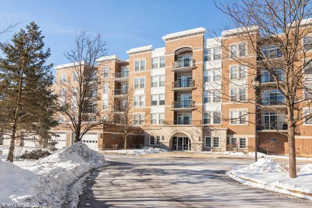 455 Wood Street #214, Palatine, IL 60067 (MLS #10984647) :: The Spaniak Team