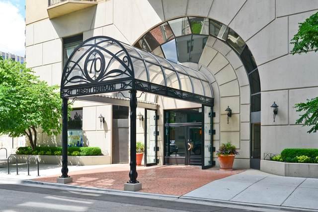 70 W Huron Street #1504, Chicago, IL 60654 (MLS #10984774) :: Littlefield Group