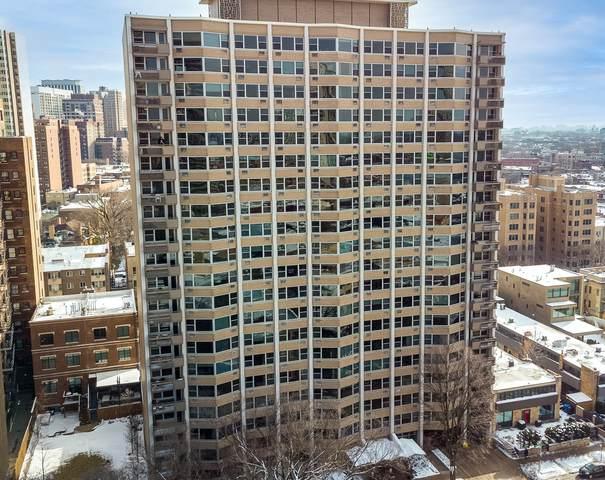 555 W Cornelia Avenue #1601, Chicago, IL 60657 (MLS #10984836) :: The Dena Furlow Team - Keller Williams Realty