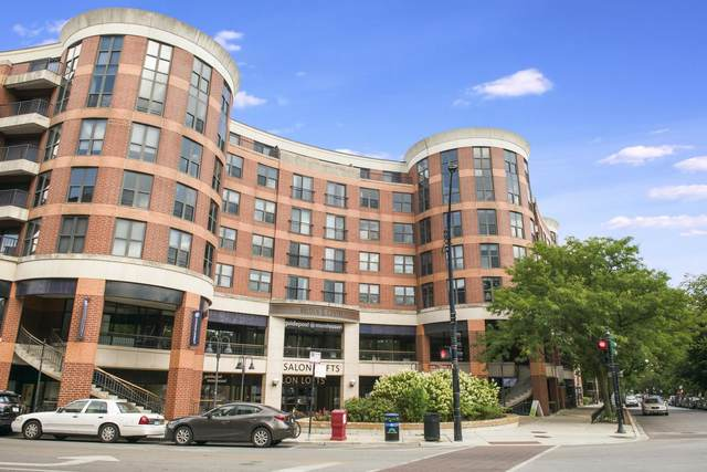 350 W Belden Avenue #609, Chicago, IL 60614 (MLS #10984870) :: Helen Oliveri Real Estate